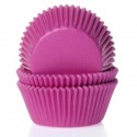 Baking Cups Pink - 50 pieces - House of Marie