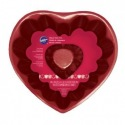 Fluted tube heart pan 20cm Wilton