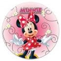 Wafer disc Minnie- Spiral - 20cm