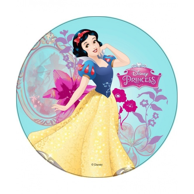 Wafer disk Disney princess - Snow White - 20cm