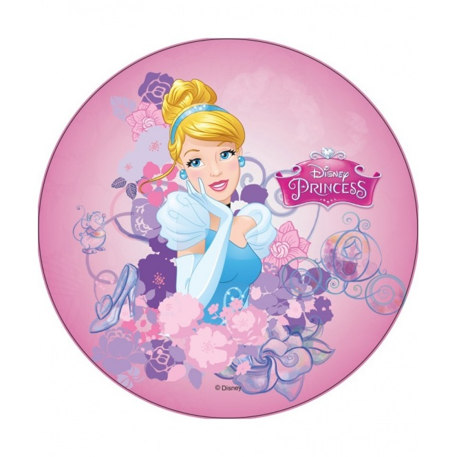 Wafer disk Disney princess - Cinderella - 20cm