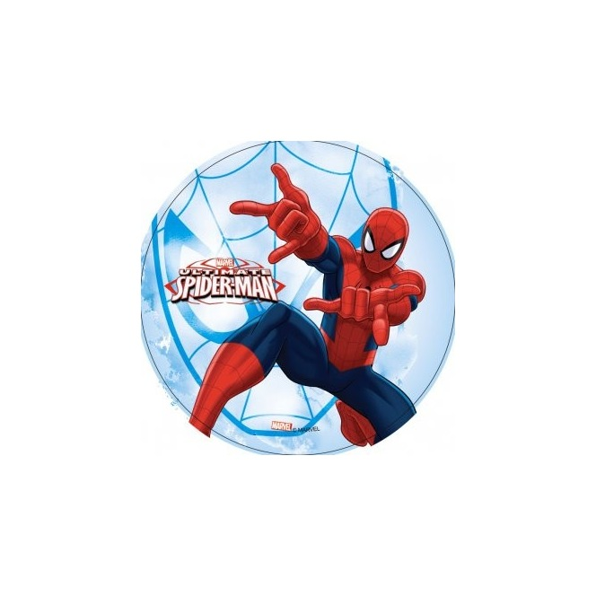 Wafer disc spiderman - 20cm