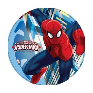 Wafer disc spiderman 3 - 20cm