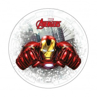 Wafer disc Avengers - Iron Man - 20cm