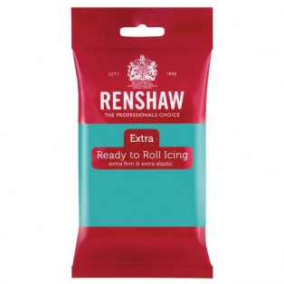 Renshaw Rolled Fondant Extra 250g - Teddy Bear Brown
