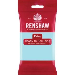 Renshaw Rolled Fondant Extra 250g - Duck Egg Blue