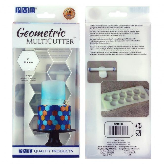 Geometric MultiCutter - Hexagon - PME
