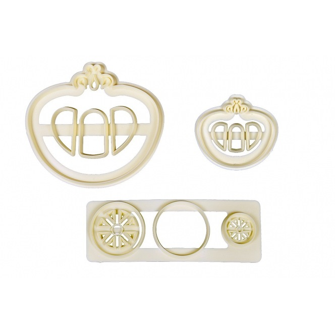 Princess Carriage - Set of 3 - FMM