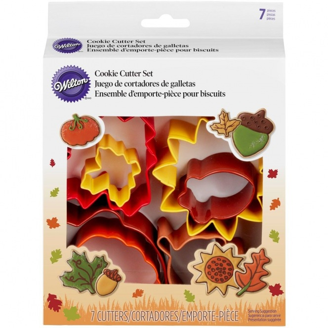 Cookie Cutter Autumn Set - Wilton