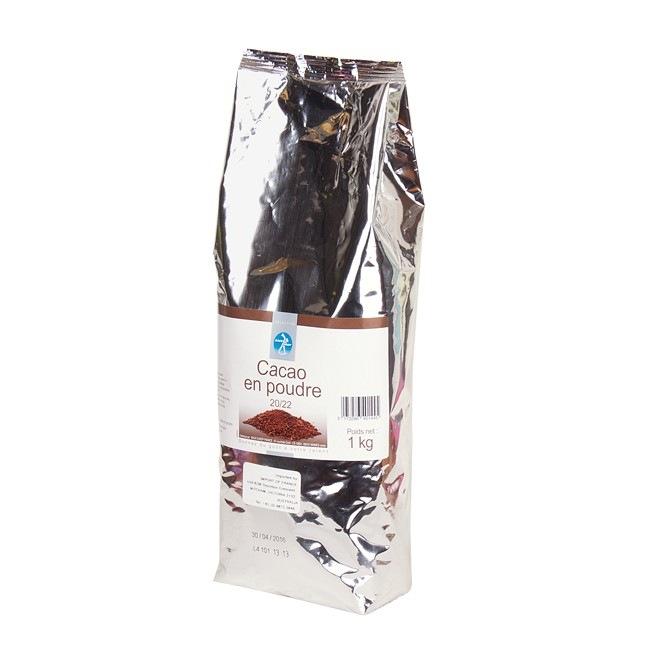 Cacao en poudre 20/22