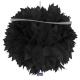 Pom-Pom Décoration - Noir
