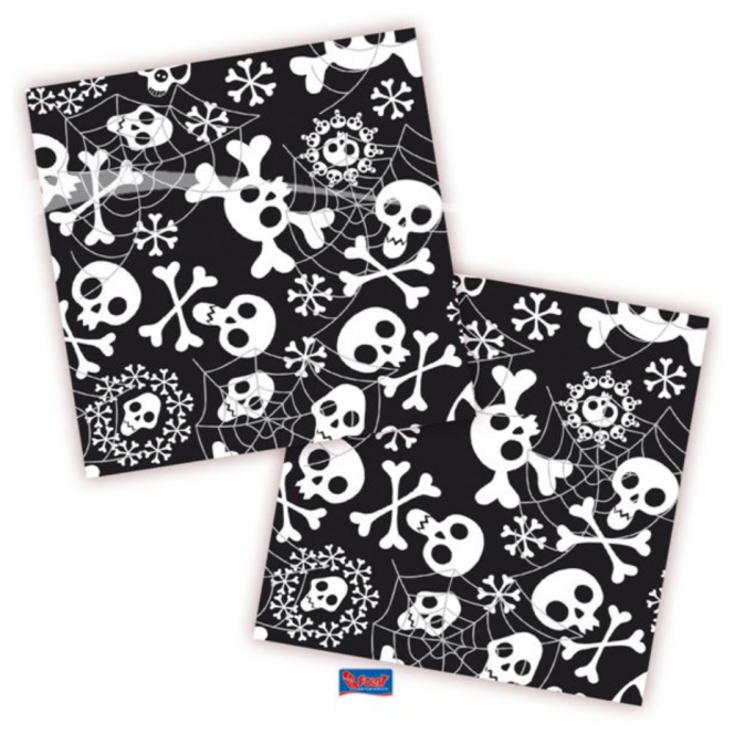 Halloween Paper Napkins - 20 pc