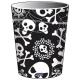 8 Gobelets en carton Halloween - 250 ml