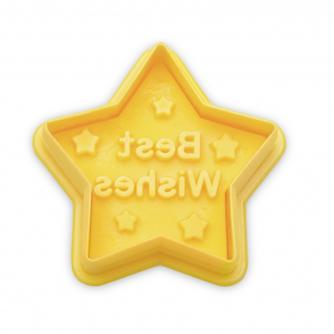Cookie Cutter - Star : Best Wishes - Städter
