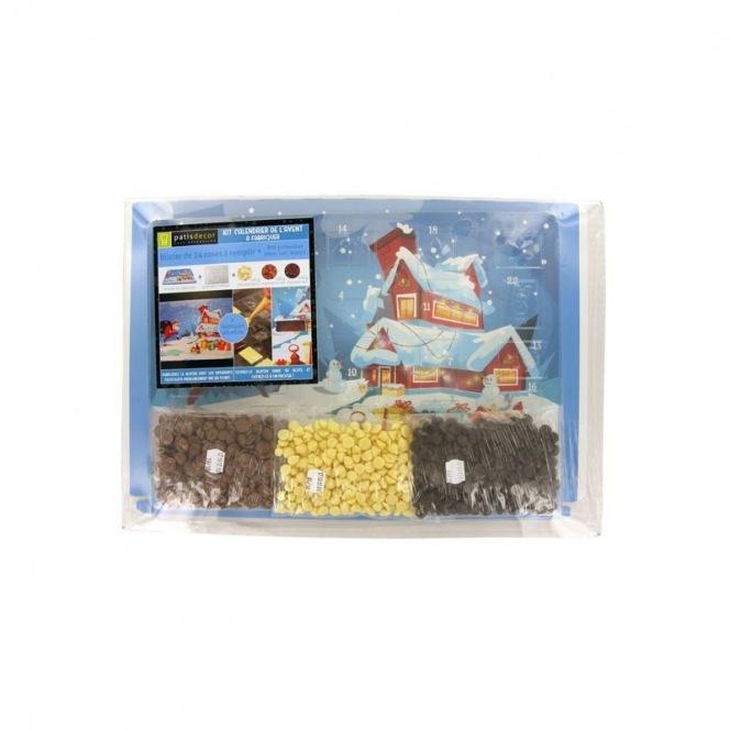 Calendrier De Lavent Soy Luna.Diy Advent Calendar Kit Cerf Dellier