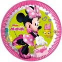 8 paper plates - Minnie