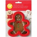 Comfort Grip Cutter Gingerbread Boy - Wilton