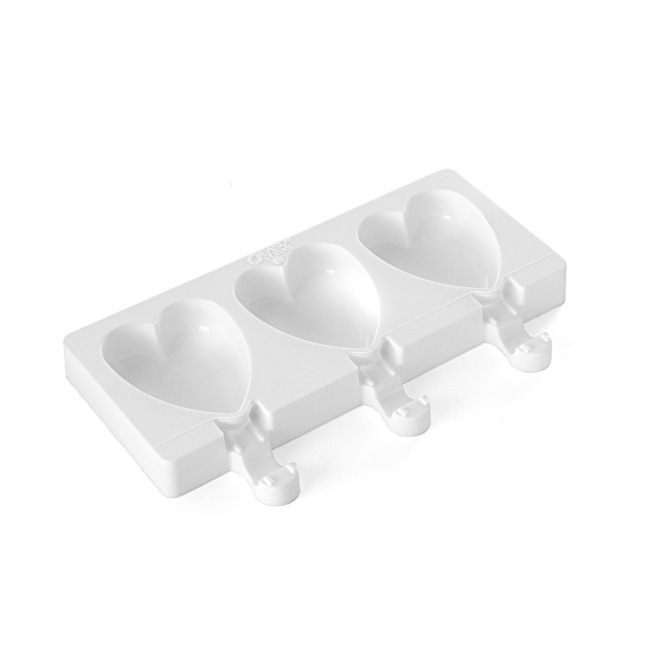 Silikomart Ice Cream Mould Mini Heart