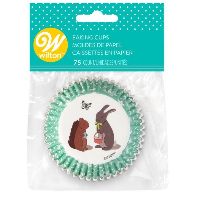 Easter Baking Cups - 75pcs - Wilton