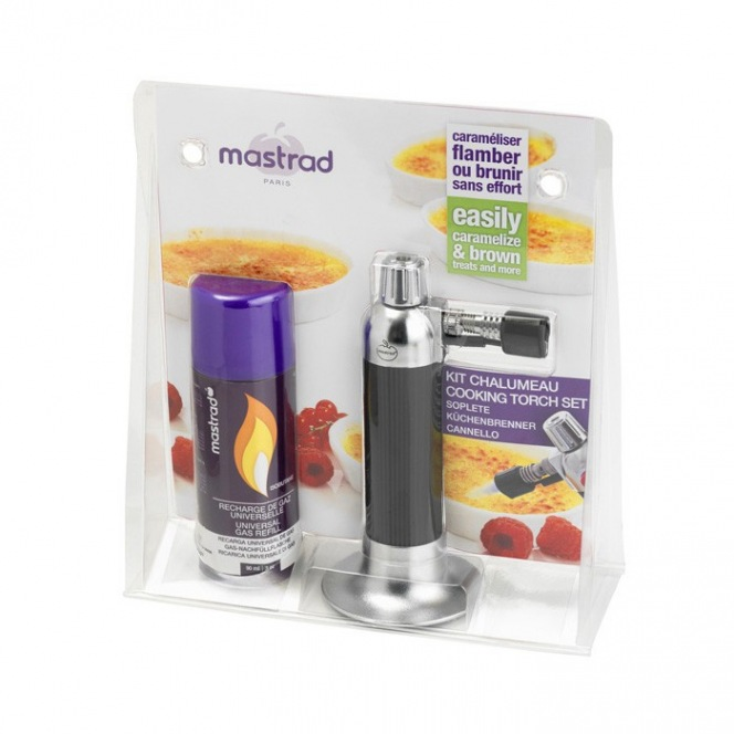 Cooking Torch Kit - Mastrad