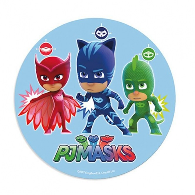 Wafer paper - Pjmasks