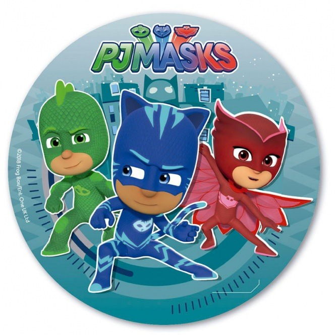 Wafer paper - Pjmasks bis