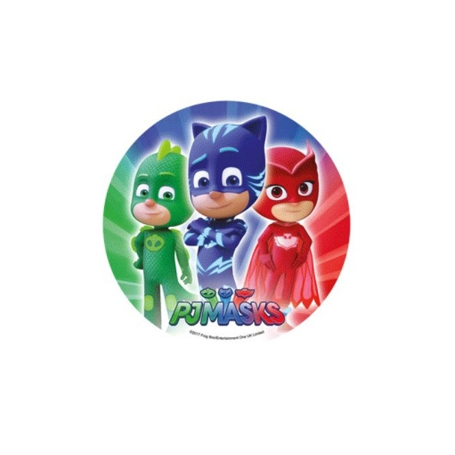 Wafer paper - Pjmasks ter