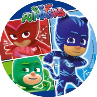 Wafer paper - Pjmasks - 4