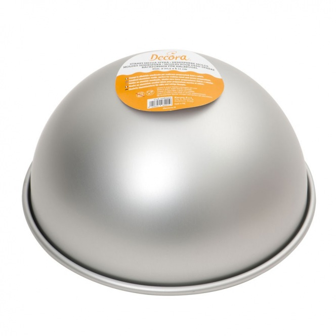 Fat Daddio's ProSeries Ball Pan (Hemisphere) - Ø20cm