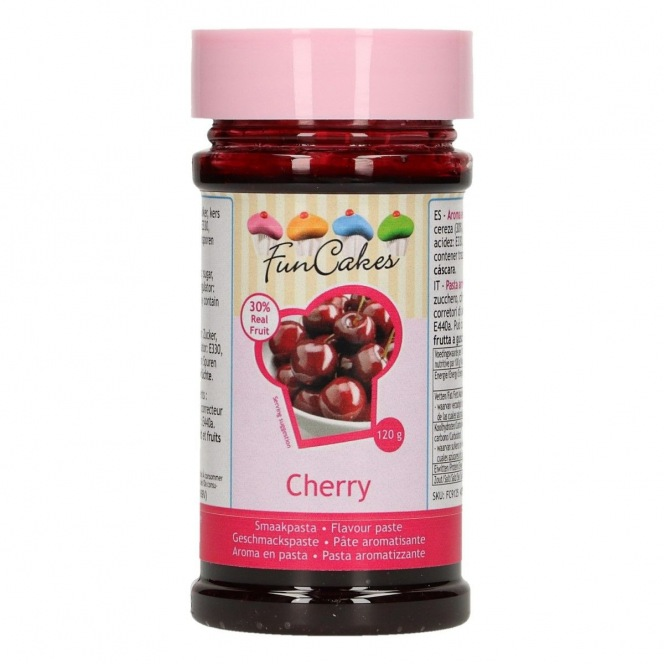 Flavouring Cherry Funcakes 120g