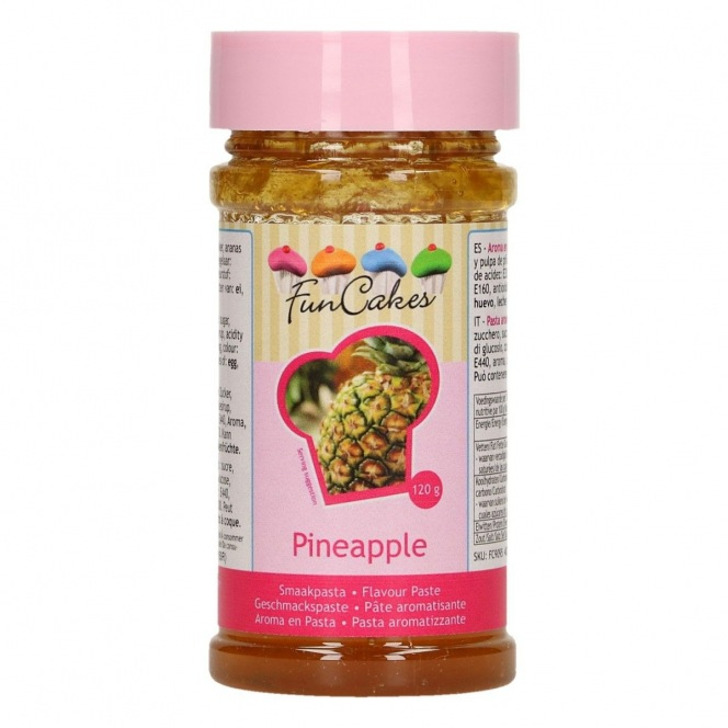 Flavouring Pineapple Funcakes 120g