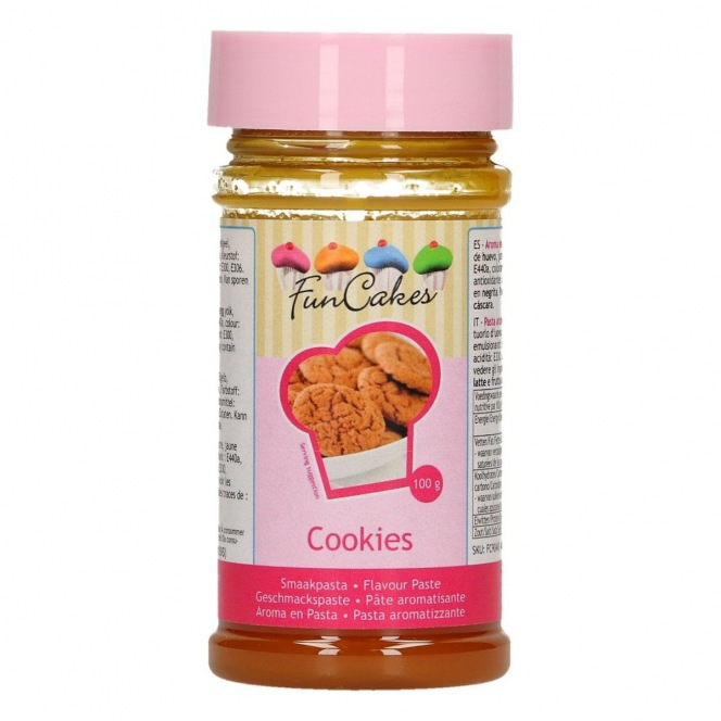 Flavouring Cookies Funcakes 100g