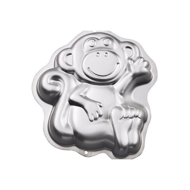 Monkey Cake Pan - Wilton
