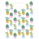 6 Cactus Party Bags