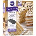 Cake Pan Easy Layers 20cm set/4 Wilton