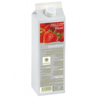 Strawberry Purée - 1kg - Ravifruit