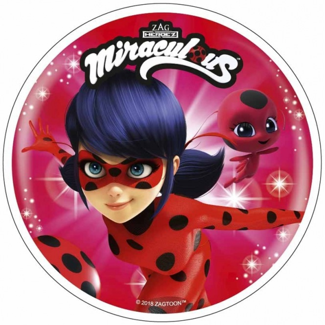 Wafer Disc - Miraculous - Theme 5