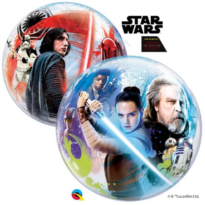 Star Wars Balloon Bubble 1