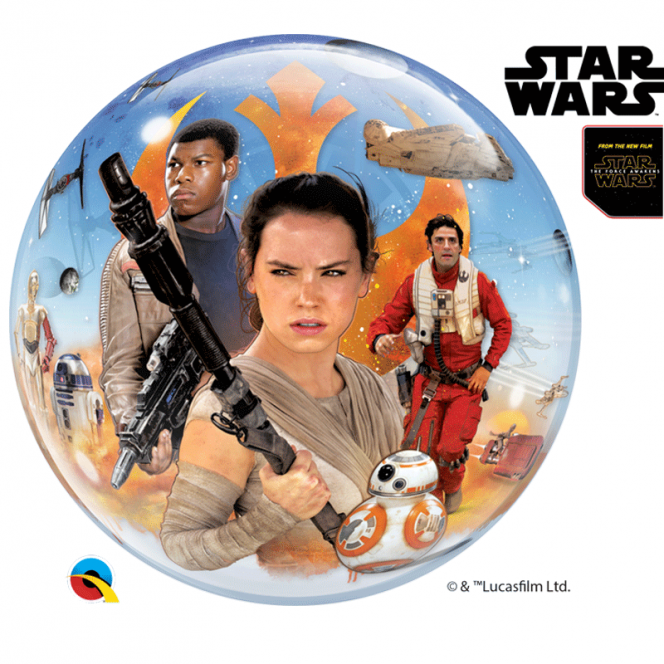 Star Wars Balloon Bubble 2
