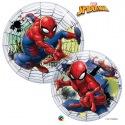 Spiderman Balloon Bubble
