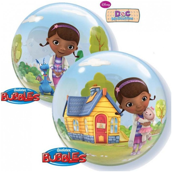 Doc McStuffins Balloon Bubble