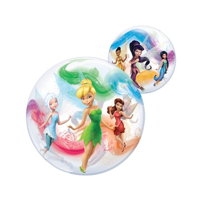 Fairies Balloon Bubble