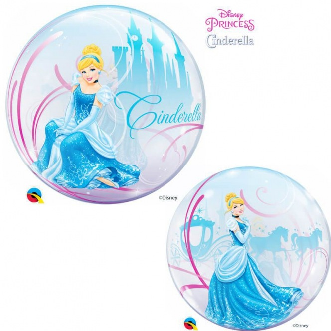 Cinderella Balloon Bubble