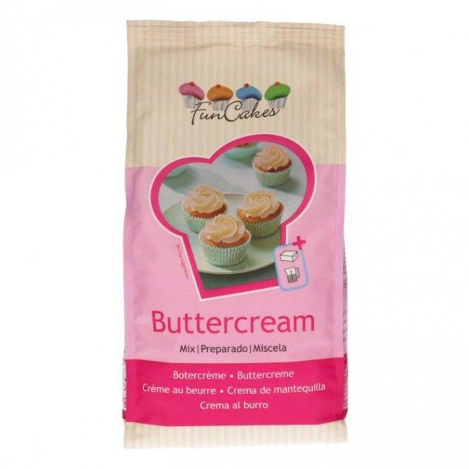 Funcakes - Buttercream Mix - 1kg