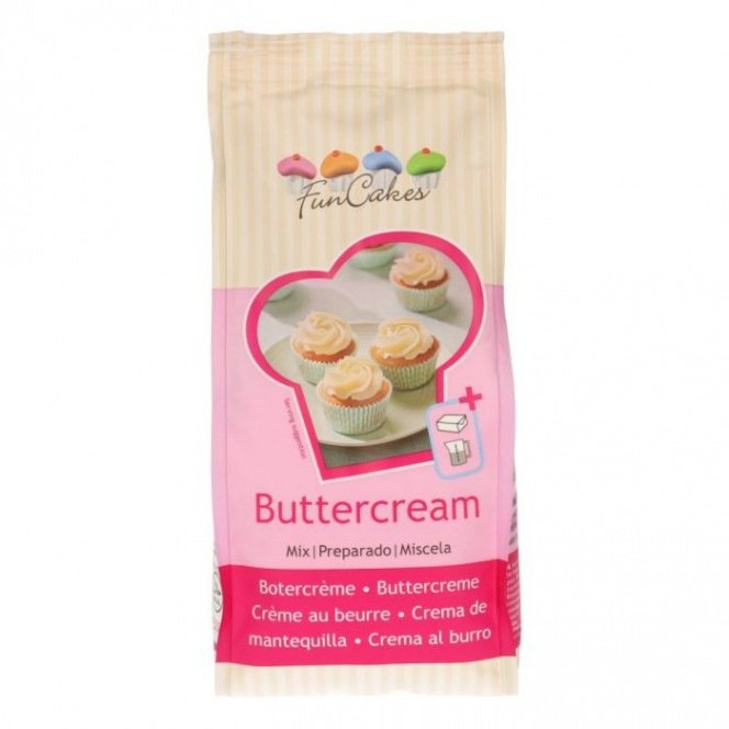 FunCakes Mix for Buttercream 500g