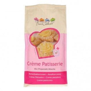 Funcakes mix for custard cream - 1kg