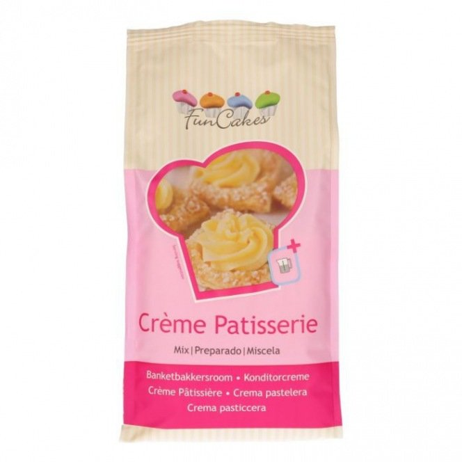 FunCakes Mix for Crème Patisserie 1kg