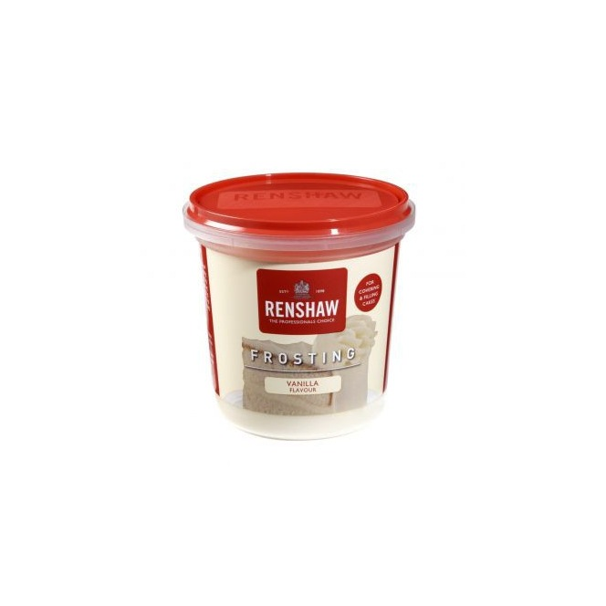 Ready to use icing - Vanilla- Renshaw - 400g -
