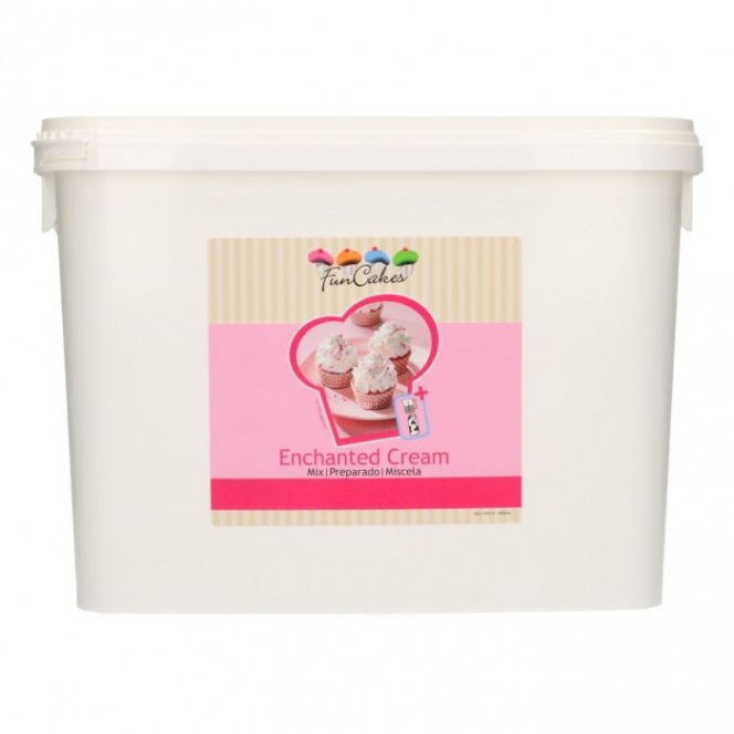 Enchanted Cream Mix - 4.5kg - FunCakes