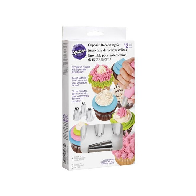 Cupcake Decorating Set - Wilton